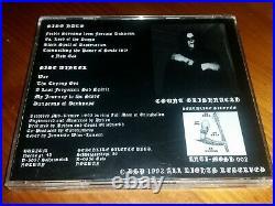 1BURZUM CD Anti-Mosh002 1st Press 1992 DSP Black Metal Mayhem Marduk RARE OOP