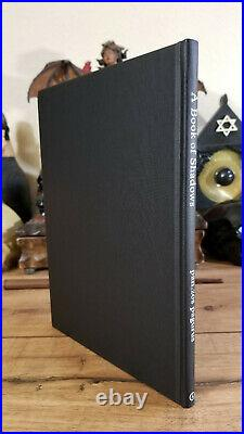 1st Ed A BOOK OF SHADOWS Occult, Grimoire, Austin O. Spare, Aleister Crowley