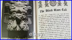 1st Ed, VENERATION 2 THE MOON & RITUAL SACRIFICE OF AZTECS, Stronghold Occult