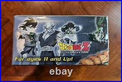1st Edition Dragon Ball Z Limited Saiyan Saga Booster Box Score TCG CCG DBS DBZ