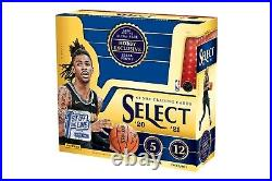 2020-21 Panini SELECT 1st Off the Line FOTL Basketball HOBBY BOX Zebra Lamelo RC