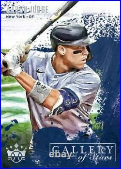 2021 Panini Diamond Kings Baseball Hobby 1st Off The Line Fotl Box