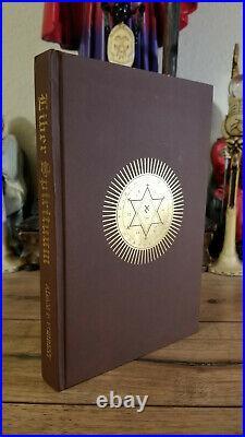 #403, 1st Ed LIBER SPIRITUUM Occult Grimoire Spirits Magick Goetia VERY RARE