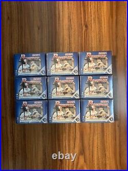(9)2021 Bowman Topps MLB Baseball Blasters Rare Green Parallel 1st Rookie Card