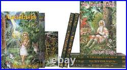 Anastasia Vladimir Megre Ringing Cedars Series Original First Edition Full Set