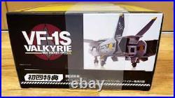 BANDAI DX Chogokin First Limited Edition VF-1S Valkyrie Roy Focker Macross NEW