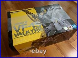BANDAI DX Chogokin First Ltd Ed Macross VF-1S Valkyrie Roy Focker Special