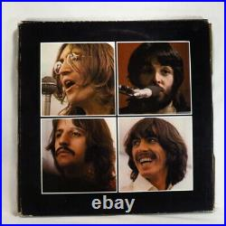 BEATLES Let It Be 1st Canada 1970 Box Set with book LP VG to EX/NM