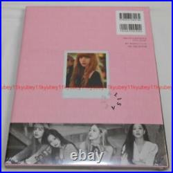 BLACKPINK Official Photo Book BLACKPINK LISA Ver. First Limited Edition Japan