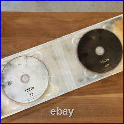 BTS Bangtan Boys YOUTH 1st Limited Edition CD DVD Booklet PCCA-4434 Opened