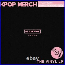 Blackpink 1st Full Album The Album (Vinyl LP) Limited Edition