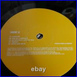 Blur The Best Of Vinyl LP First Pressing 2000 Laminated Sleeve 724352985814