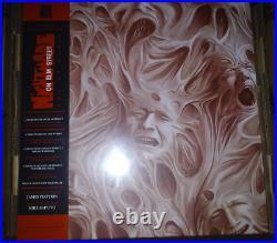 Box of Souls A Nightmare on Elm Street Vinyl 8 LP collection Mondo NEW S/S 1st