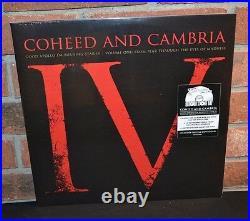 COHEED AND CAMBRIA Good Apollo Volume One Ltd 1st Press 2LP RSD SPLATTER VINYL
