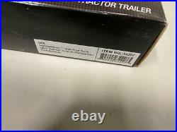 DCP 34207 DHL IH LT withTri-Axle Reefer Van 164 Die-cast Promotions First Gear