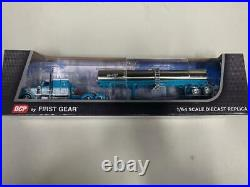 DCP 60-0454 Mies & Sons Peterbilt 389 Tanker 164 Die-cast Promotions First Gear