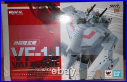DX Chogokin Vf-1j Valkyrie Hikaru Ichijo Use First Limited Edition Bandai