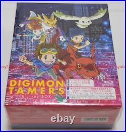 Digimon Tamers Blu-ray Box First Limited Edition Japan BIXA-9347 4907953061590