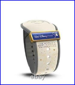 Disney 50th Anniversary Limited Edition 2021 1971 October 1st Day Of Magicband