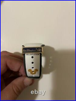 Disney 50th Anniversary Limited Edition October 1st Day Of MagicBand