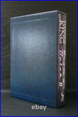 FROM A BUICK 8 Stephen King SLIPCASED LIMITED 1st ED NEW Cemetery Dance