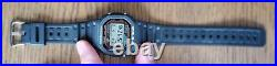 First Ever Casio G-Shock DW-5000 (240) Vintage 1983 Very Rare