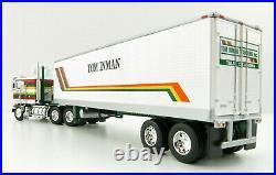 First Gear 60-0847 Kenworth K100 COE Truck 40' Reefer Trailer TomInman 164