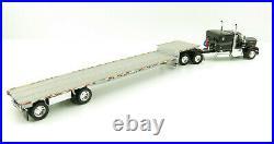 First Gear 60-1016 Kenworth W900A Truck & Dropdeck Trailer IMT Transport 164
