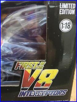 GREENLIGHT 13574 FORD FALCON XB FIRST OF THE V8 INTERCEPTORS model sedan 118th
