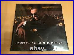 George Michael Symphonica 2 VINYL ALBUM LIMITED EDITION 1st PRESSING Neuwertig