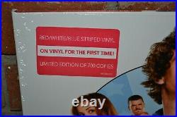 HOT ROD Soundtrack, Ltd 1st Press RSD 2LP STRIPE COLORED VINYL Gatefold New