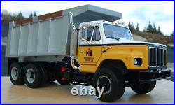 Huge New International Harvester Factory Color Dump Trucks First Gear