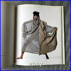 Issey Miyake Photographs/ Irving Penn 1988 Hardcover 1st Ed Japanese Fashion 80s