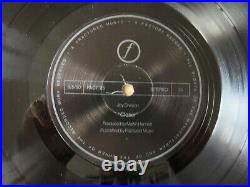 JOY DIVISION Closer FACTORY RUBY RED TRANSLUCENT A1 B1 UK 1ST PRESSING LP FACT25