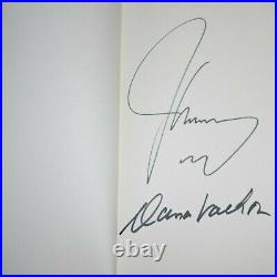 Jim Carrey Hand SIGNED Memoirs and Misinformation New 1st Edition Hardcover