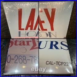 LANA DEL REY Honeymoon 2x LP 180 Gram Translucent Red Vinyl SEALED 1st Press