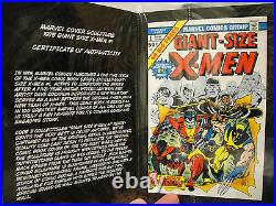 MARVEL Replicas Limited EDITION GIANT SIZE X-MEN FIRST APPEARANCE COMIC STATUE