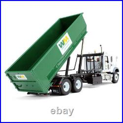 Mack Granite with Tub-Style Roll-Off Container 134 Model First Gear 10-4050
