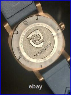 Magrette Moana Pacific Waterman Bronze 1ST Edition Swiss ETA Automatic 500m 42mm