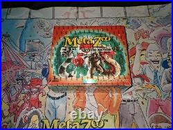 MetaZoo Games TCG Cryptid Nation Booster Box (First Edition, 36 Packs per Box)