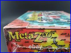 MetaZoo Kickstarter 1st Edition Cryptid Nation Booster Box Factory Sealed