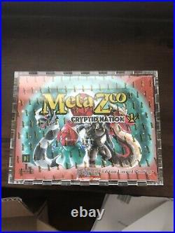 Metazoo Kickstarter 1st Edition Booster Box Factory Sealed
