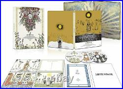 Midsommar Deluxe Edition First Limited 2 Blu-ray + DVD + Steel Book + Booklet