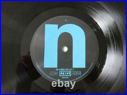 NINE INCH NAILS Fixed ISLAND RECORDS ORIGINAL UK 1ST PRESSING MINI LP ILPM8005