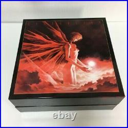 Neon Genesis Evangelion First Limited Edition Movie BOX VHS Complete