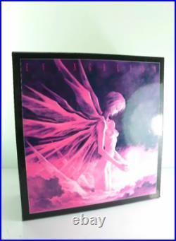 Neon Genesis Evangelion Movie BOX First Limited Edition VHS Complete