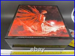 Neon Genesis Evangelion Movie BOX First edition limited VHS Set 1997 Rare
