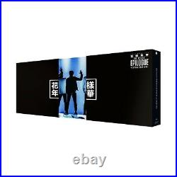 New 2016 BTS LIVE Kayo Nenka on stage epilogue Japan Edition Deluxe Edition DVD