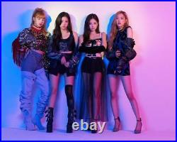 New BLACKPINK IN YOUR AREA First Limited Edition CD DVD Photobook Card Box Japan