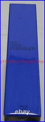 New Neon Genesis Evangelion Blu-ray Box STANDARD EDITION Japan KIXA-870
